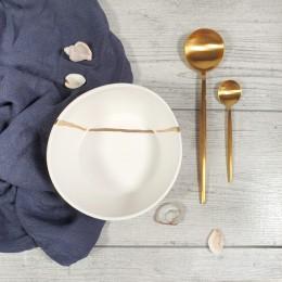 1/3  aur - Bol pentru supe13cm