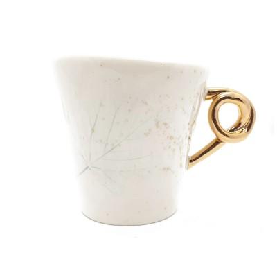 Frunze de tei - Cana cu toarta innodata, 200ml