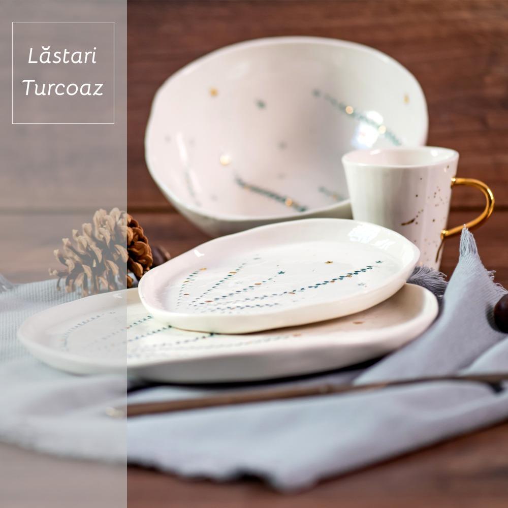 Colectia Lastari Turcoaz